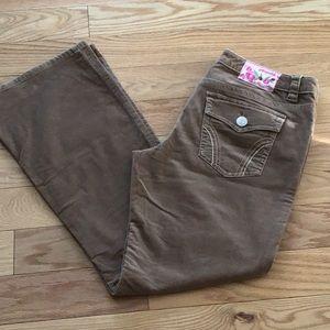 Aeropostale corduroy pants